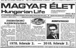 Magyar Elet 40
